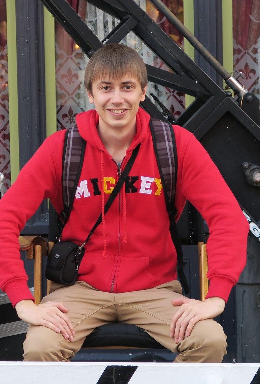 Антон Уступалов